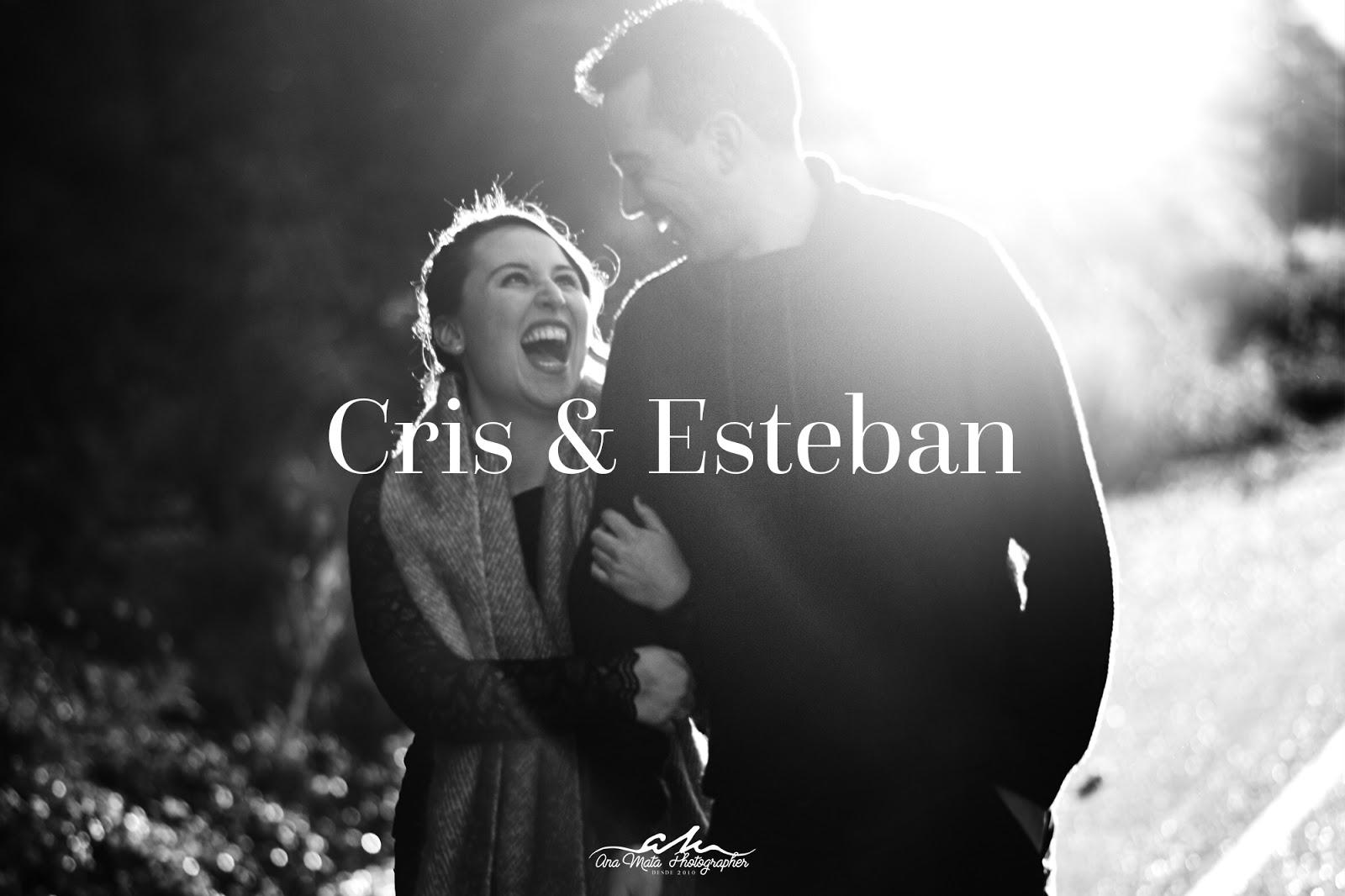 Preboda Cristina & Esteban. Diciembre 2018