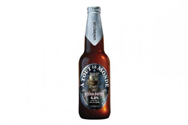 MEGADETH: Σύντομα με δική τους μπύρα