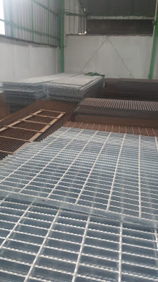 Steel Grating Besi Baja