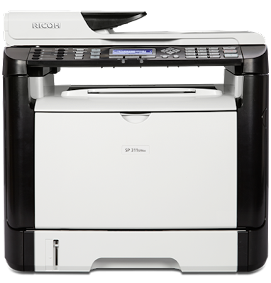 Ricoh SP 313SFNw Driver Download