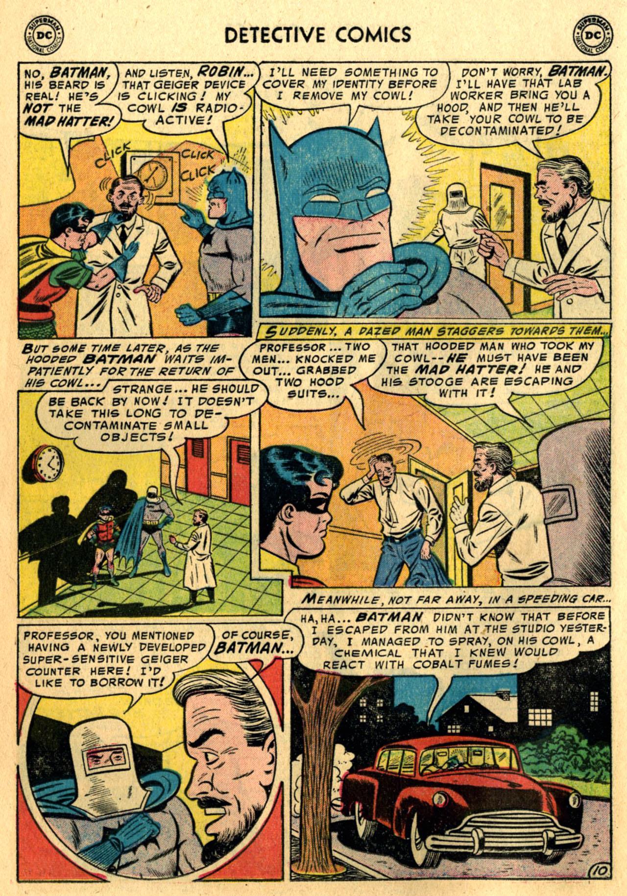 Detective Comics (1937) 230 Page 11