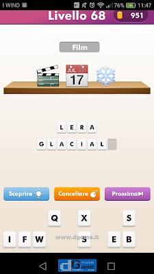Emoji Quiz soluzione livello 68