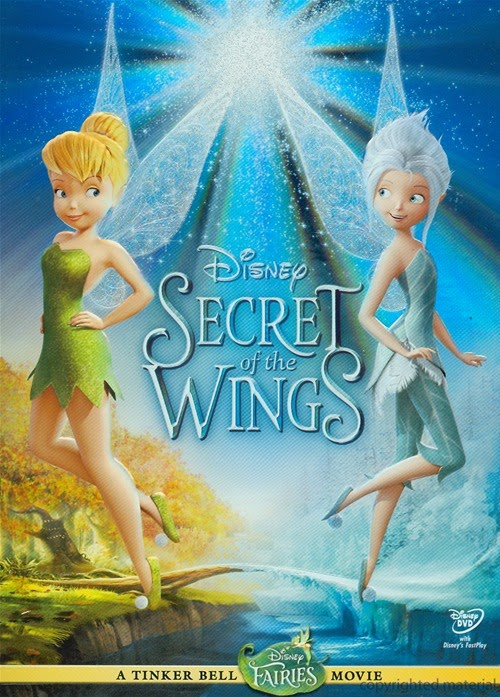 Watch Tinker Bell Secret of the Wings (2012) Online For Free Full Movie English Stream
