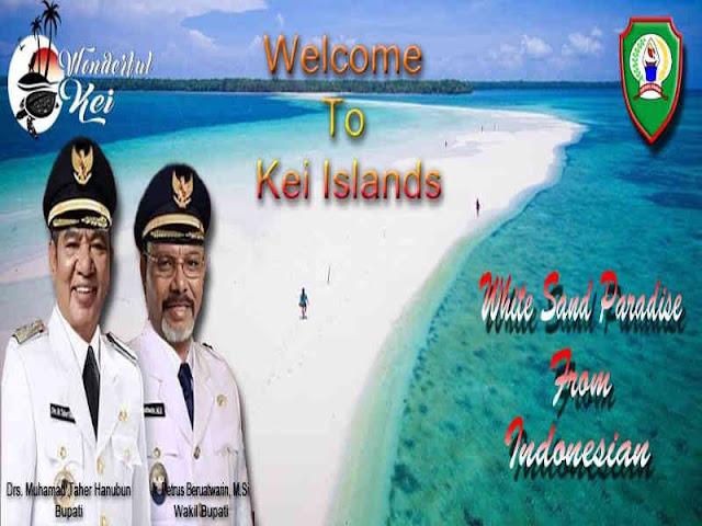 Promosi Maluku Tenggara, KIEM dan Diskominfo Malra Buat Website Wonderful Kei