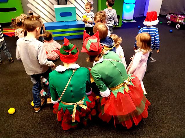Wielka Fabryka Elfów na PGE Narodowym w Warszawie