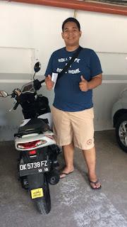 Sewa Motor Harian di Bali Denpasar Sekitarnya