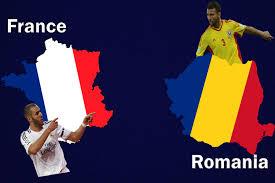شاهد مباراة فرنسا و رومانيا (البث المباشر والقنوات الناقلة -المعلقين - اخر الاخبار-اهداف وملخص للمباراة