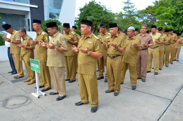 90 Kepala Desa di Banda Aceh Dapat Bantuan HandyTalky