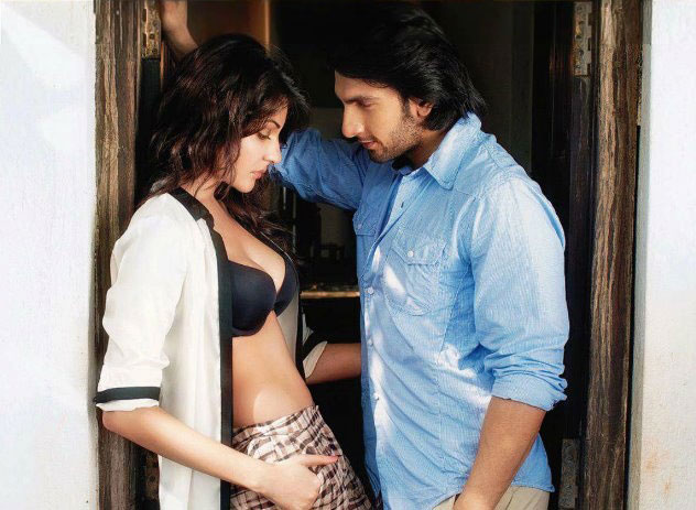 Bollywood Ranveer Singh And Anushka Sharma