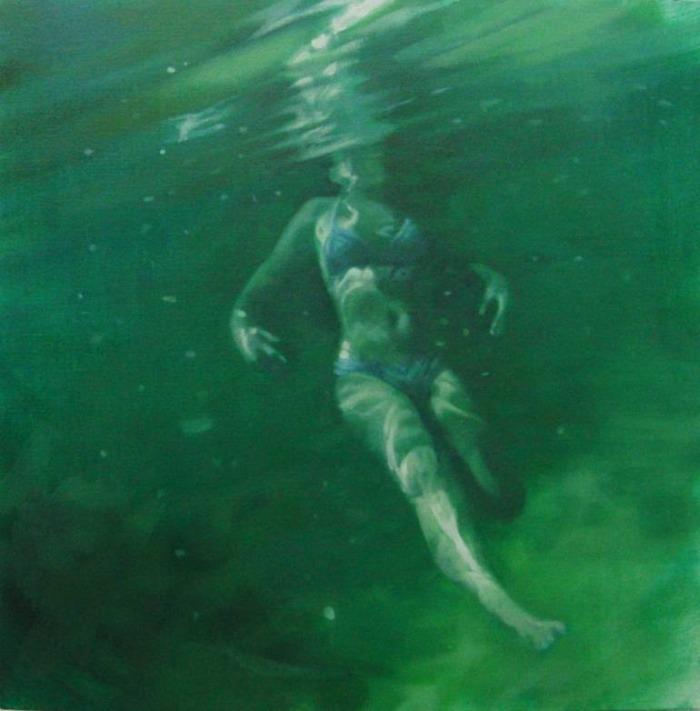 Подводные картины. Patsy Mcarthur