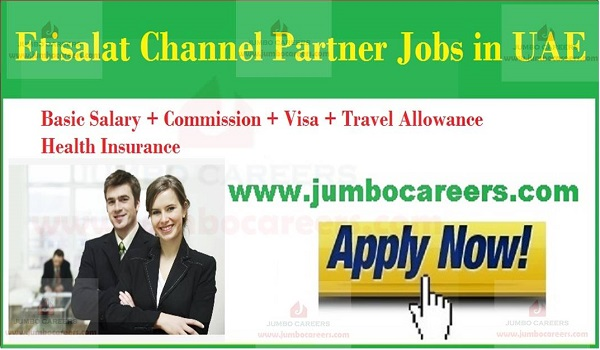 Available job vacancies in UAE, Current Sales jobs with salary in UAE,