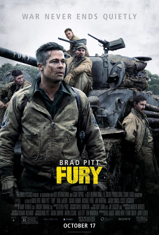 Nonton Film Fury (2014)