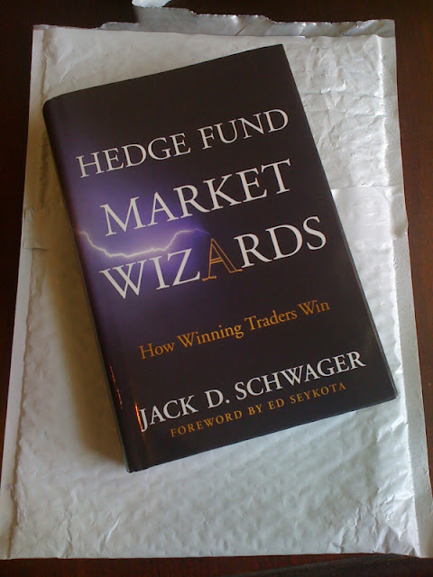 Hedge Fund Market Wizards book Jack Schwager