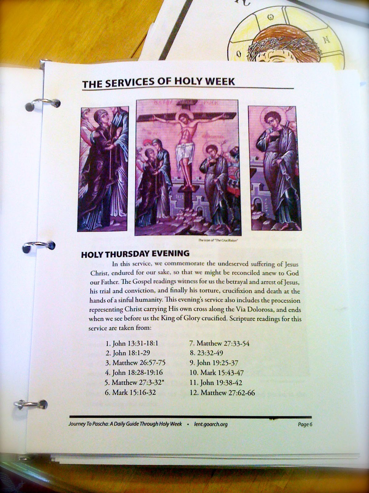 Holy Week Activities For Kids Adventures Of An Orthodox Mom