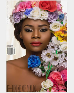 Olajumoke Jumoke Grace the House Of Maliq Latest Magazine Issue