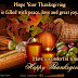 Happy Thanksgiving Status for Whatsapp and Facebook