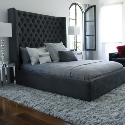 Peachy Furniture Corner High Back Beds New Designs Largest Home Design Picture Inspirations Pitcheantrous