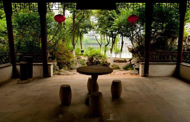 Templos en Suzhou