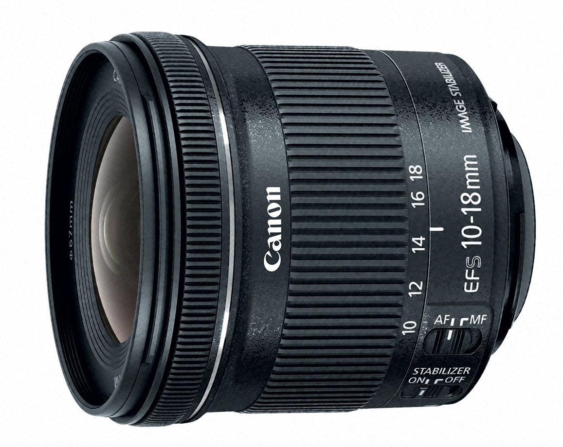 Canon EF-S 10-18mm IS STM Lens: Links to professional / consumer reviews