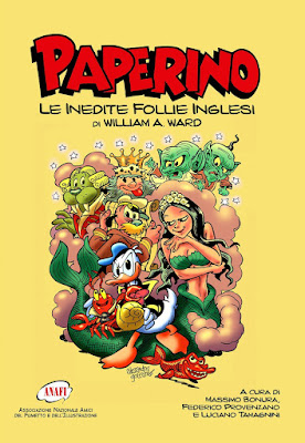 Paperino: Le inedite follie inglesi di William A. Ward