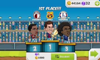 لعبة نجوم كرة القدم 2