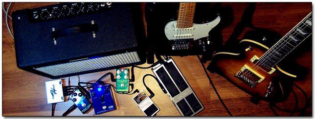 Cómo Eliminar Ruidos en el Equipo para Guitarra Eléctrica
