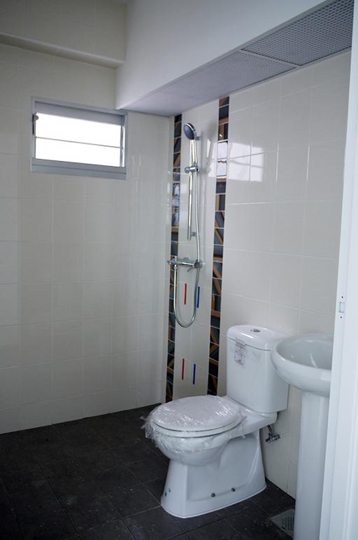 3 Room Hdb Accent Wall: Butterpaperstudio: Reno@Yishun