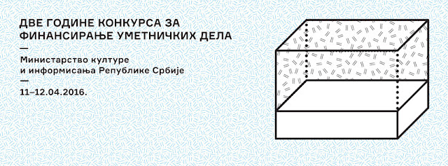 Dve godine konkursa za finansiranje umetničkih dela
