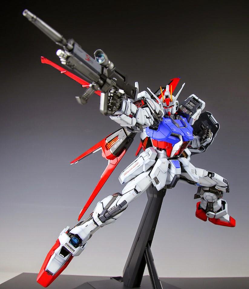 GUNDAM GUY: PG 1/60 Aile Strike Gundam