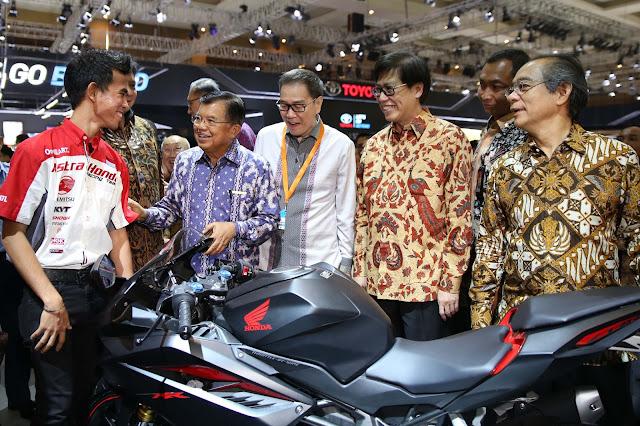 All New Honda CBR250RR Motor Terbaik di Tanah Air