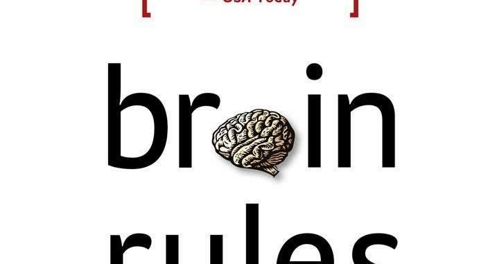 [讀書心得/書摘] 大腦當家(大腦規則 Brain Rules) 下