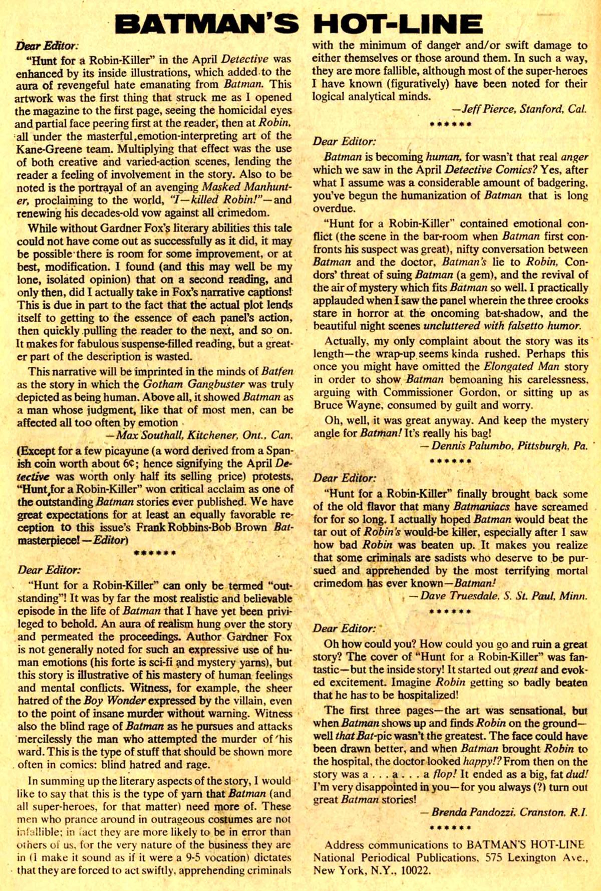 Detective Comics (1937) 379 Page 19