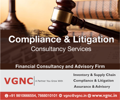 E-Litigation Portal by VGNC: Online Model to Resolve Compliance Issues