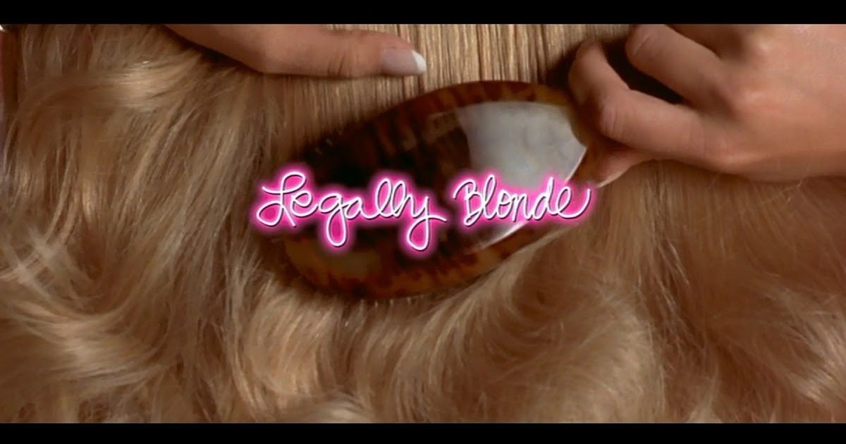 Research & Planning (7787 Sam Virk): Opening Sequence Analysis - Legally  Blonde