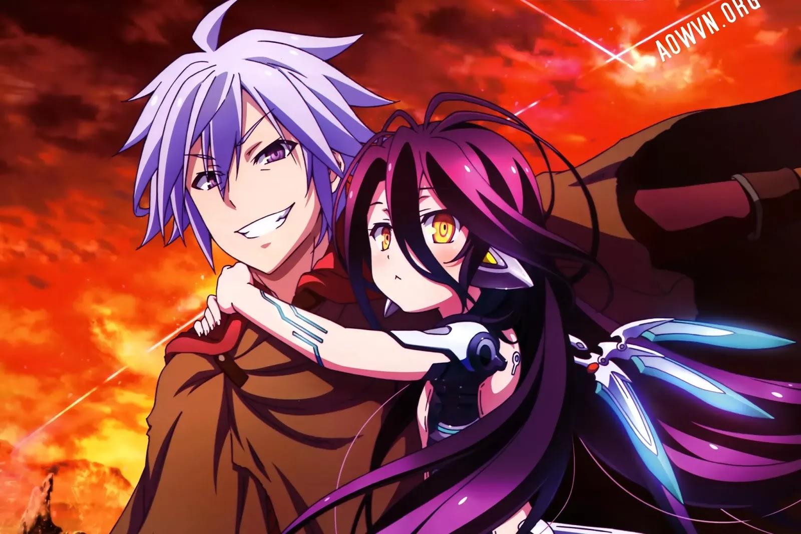 AowVN.org min%2B%25285%2529 - [ Anime 3gp Mp4 ] NO GAME NO LIFE: ZERO | Vietsub - Siêu phẩm
