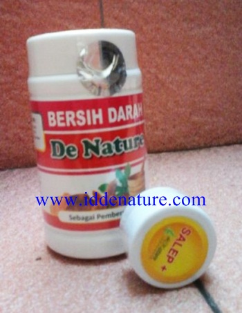 Obat Cacar Air Herbal de Nature