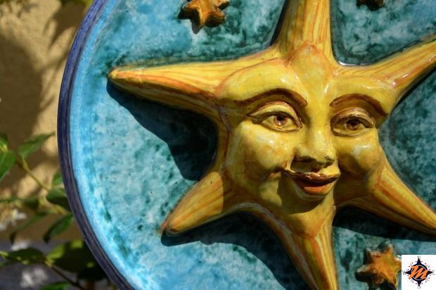 Castelli, ceramiche della ditta Arte Antica