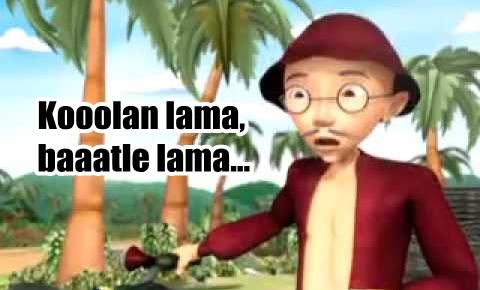 Ah Tong, Lama Tapi Berharga, koran lama, batre lama