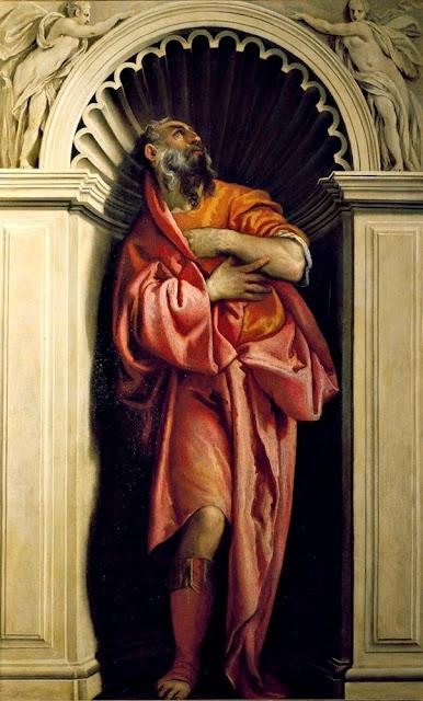 Ο Πλάτωνας (Αλληγορία της Φιλοσοφίας) – Paolo Veronese – 1560