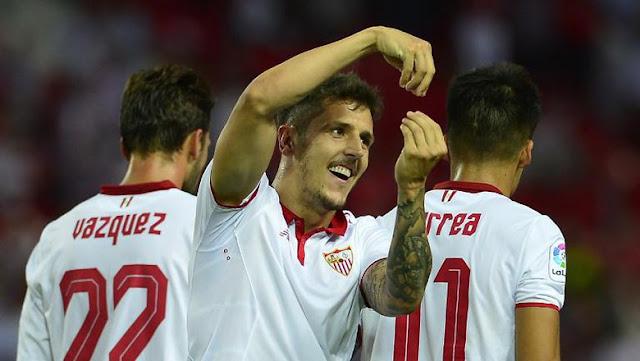 Jovetic Kemahalan untuk Sevilla