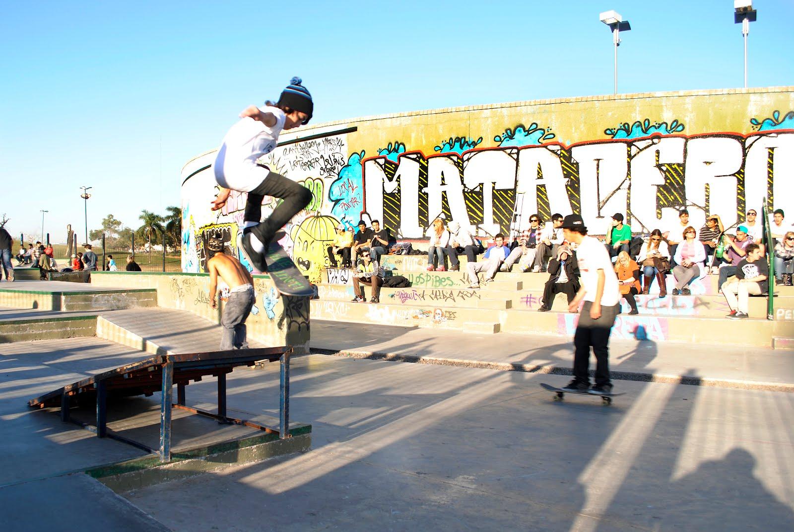 Skate Parks de la Ciudad de Buenos Aires.