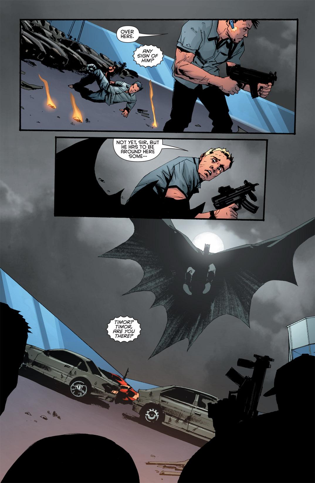 Detective Comics (1937) 877 Page 5