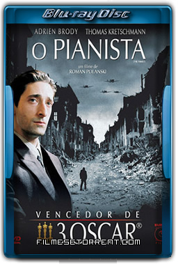 O Pianista Torrent 2002 1080p BluRay Dublado