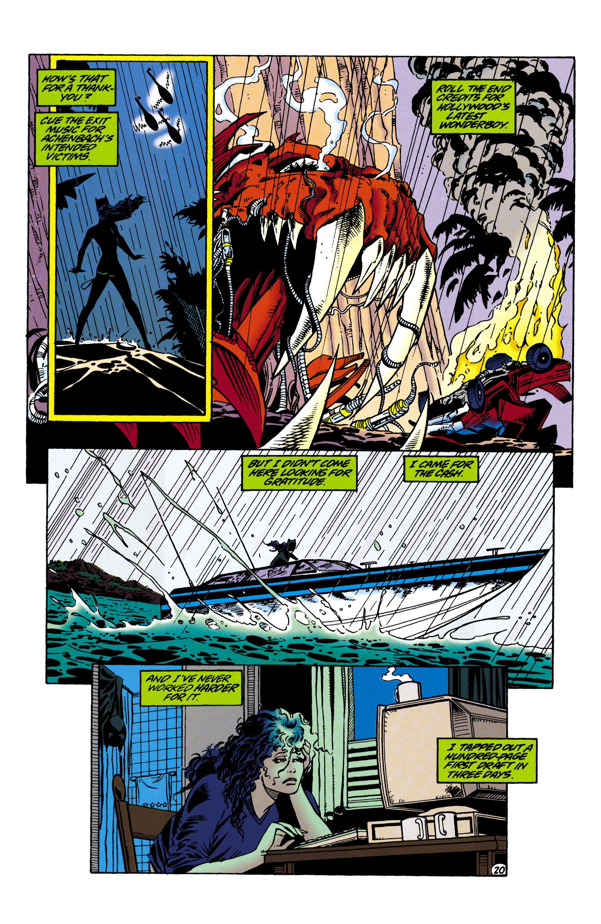 Catwoman (1993) Issue #21 #26 - English 20