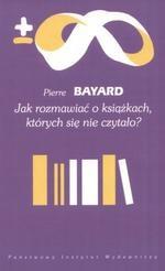 jak rozmawiać o ksiązkach