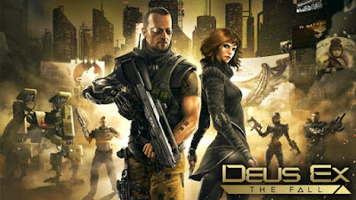 Dues Ex Mankind Divided PC Game Free Download