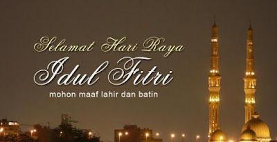 Gambar Ucapan Selamat Idul Fitri