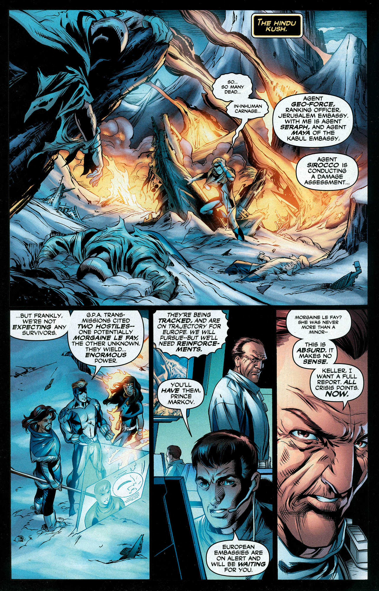 Read online Trinity (2008) comic -  Issue #23 - 3