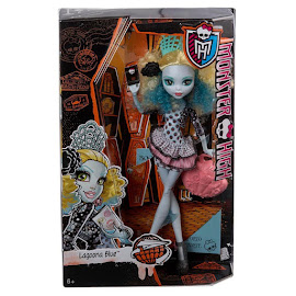 MH Monster Exchange Program Lagoona Blue Doll
