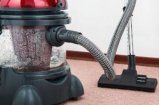 Mengenal Komponen Vacuum Cleaner dan Cara Menggunakannya